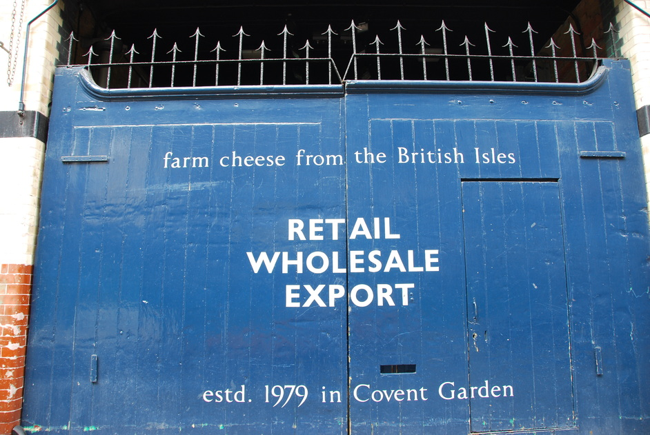Neal's Yard Dairy Borough Market