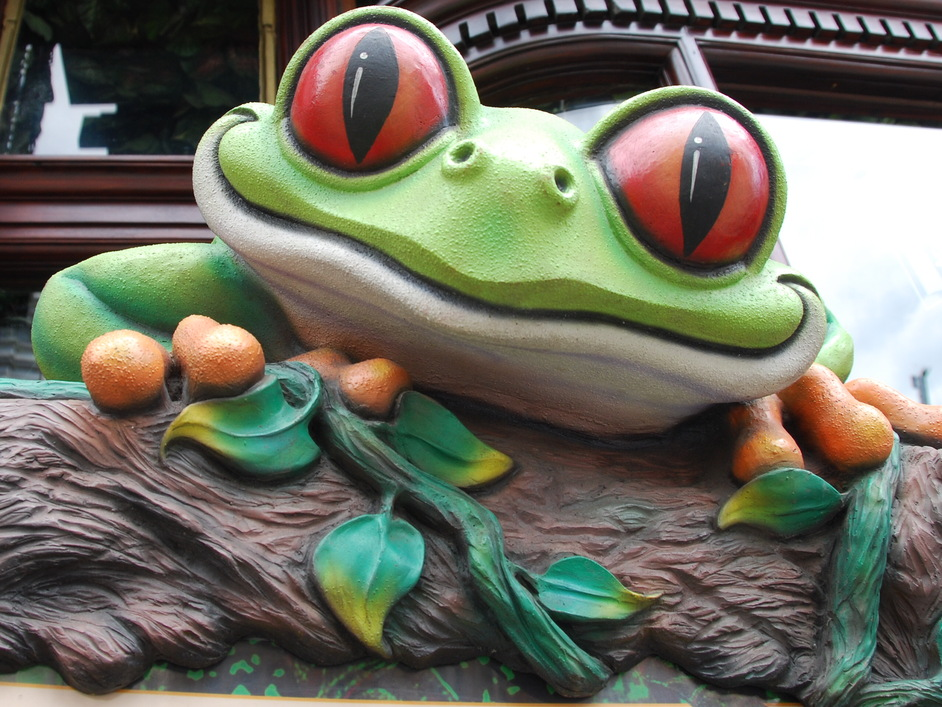 Rain forest cafe images soho london for Rainforest londra