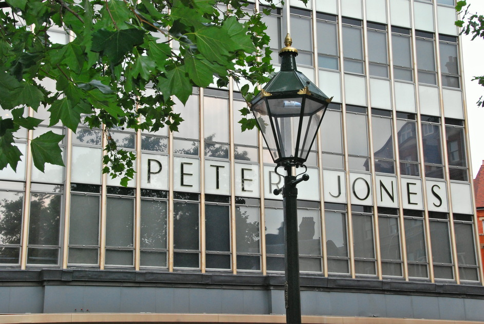 The King's Road - Peter Jones