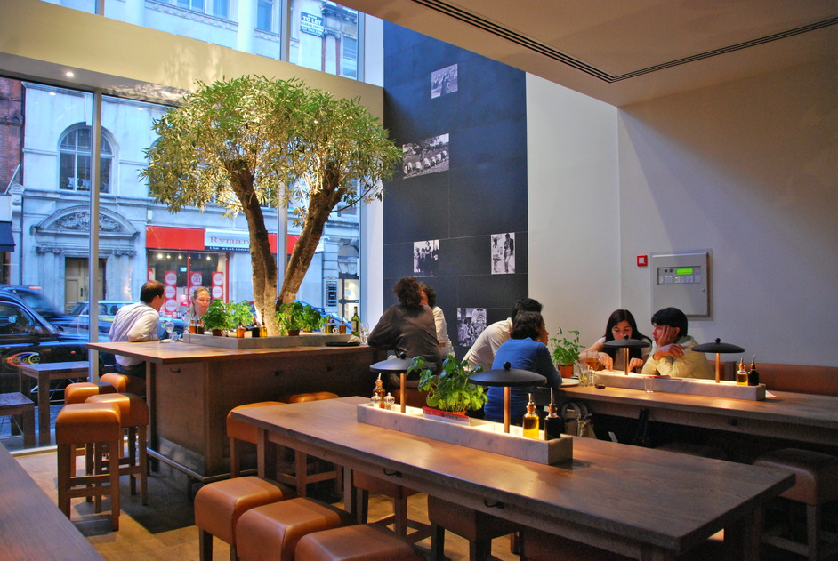 Image Result For Vapiano London