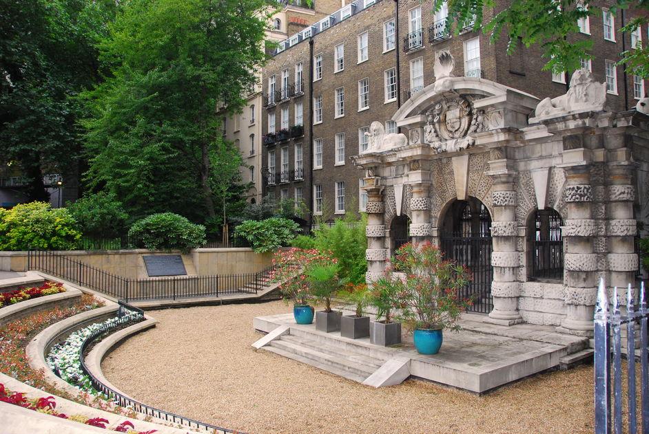 Victoria Embankment Gardens Images Covent Garden London Londontown Com