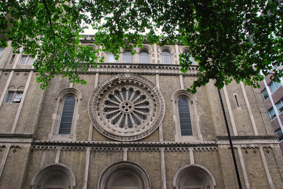 Bloomsbury Baptist Church
