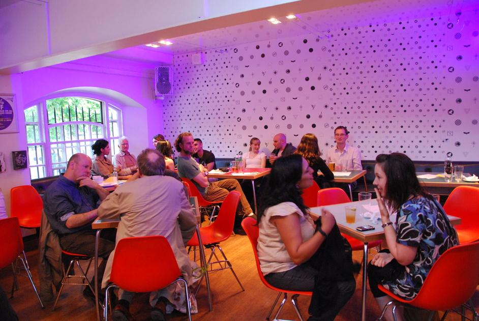 Institute of Contemporary Art Bar & Cafe