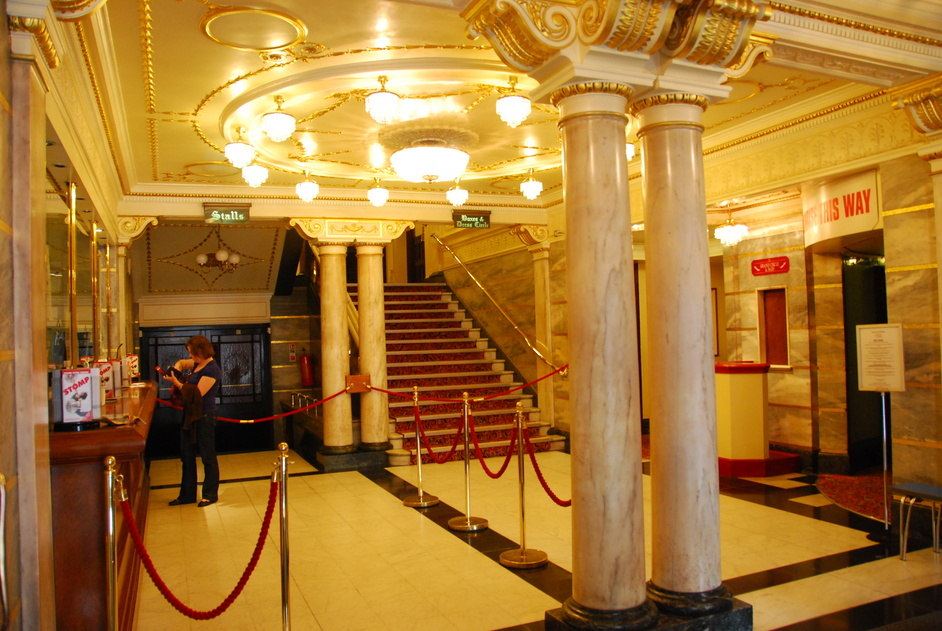 Victoria Street - Victoria Palace Theatre Box Office