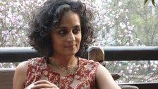 Arundhati Roy by Sanjay Kak