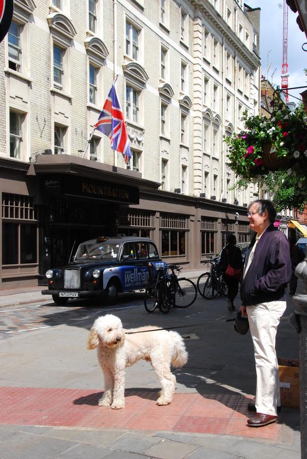 Seven Dials - Seven Dials & The Raddison Edwardian Mountbatten Hotel