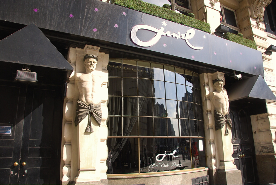Jewel - Jewel Bar Exterior