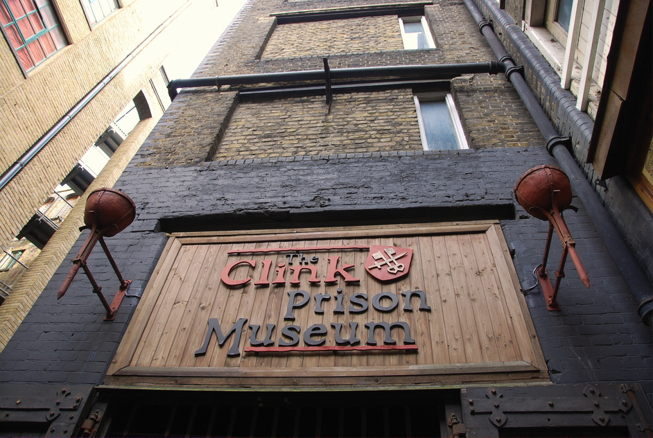 Bank End - Clink Prison Museum Entrance