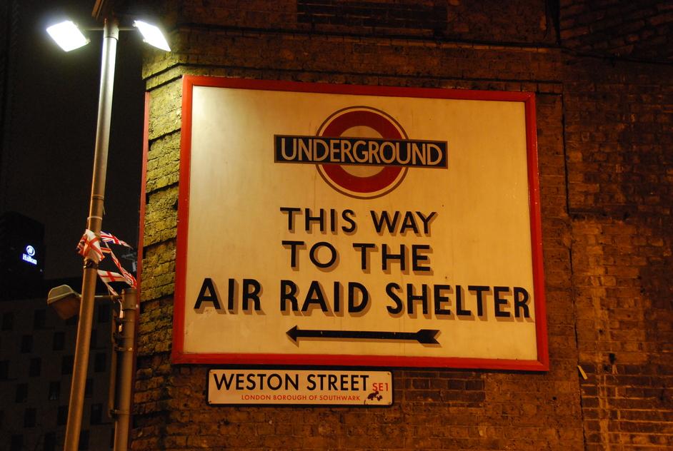Shipwright Yard - Britain At War Experience
