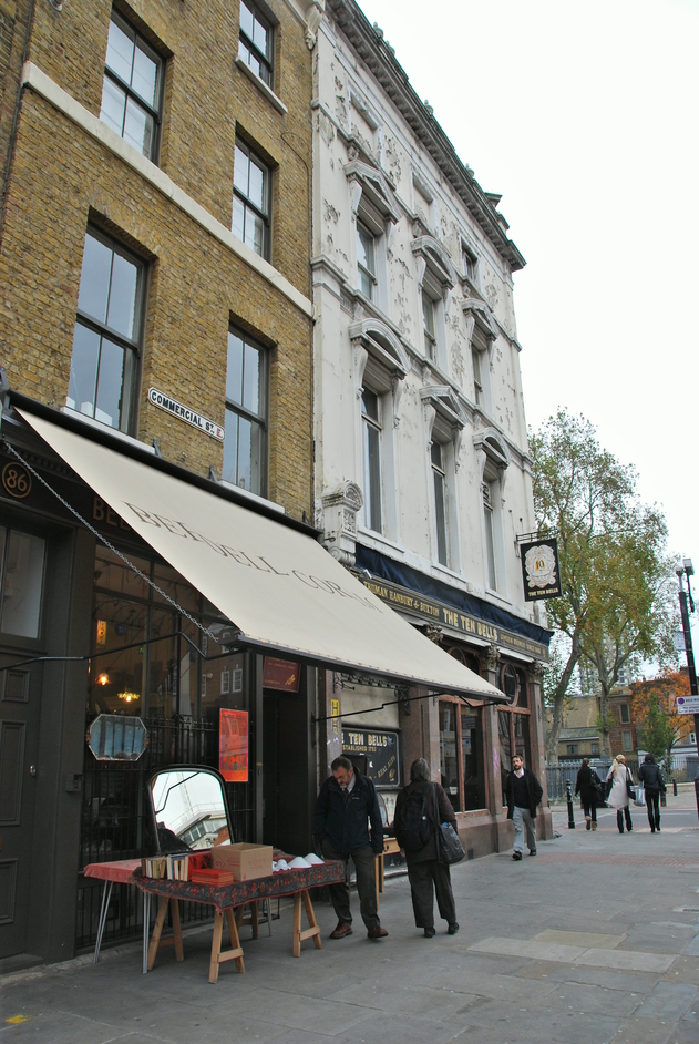 The Ten Bells - Ten Bells Exterior