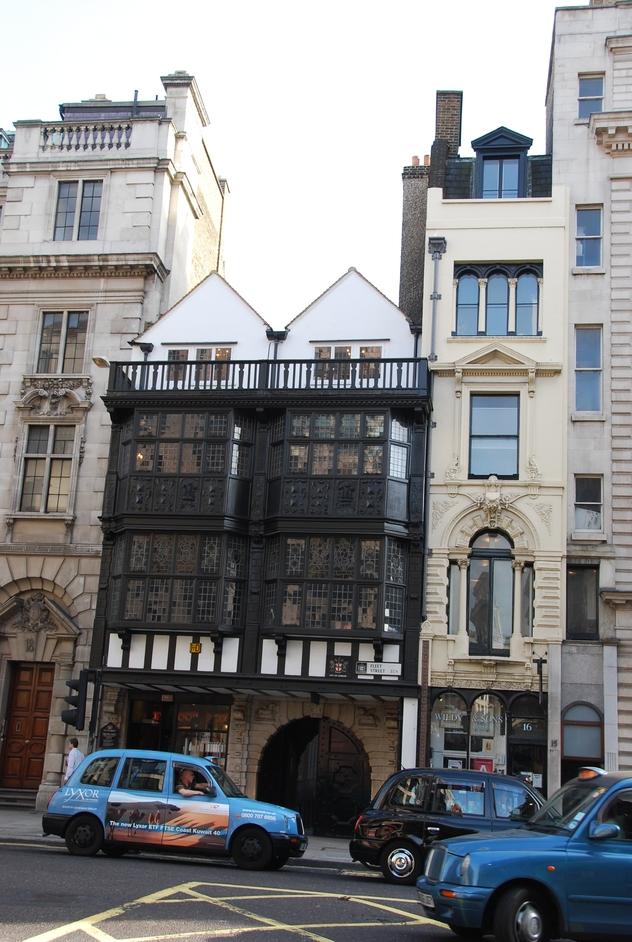 Fleet Street Restaurants London