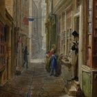 George Scharf: From Regency Street to the Modern Metropolis