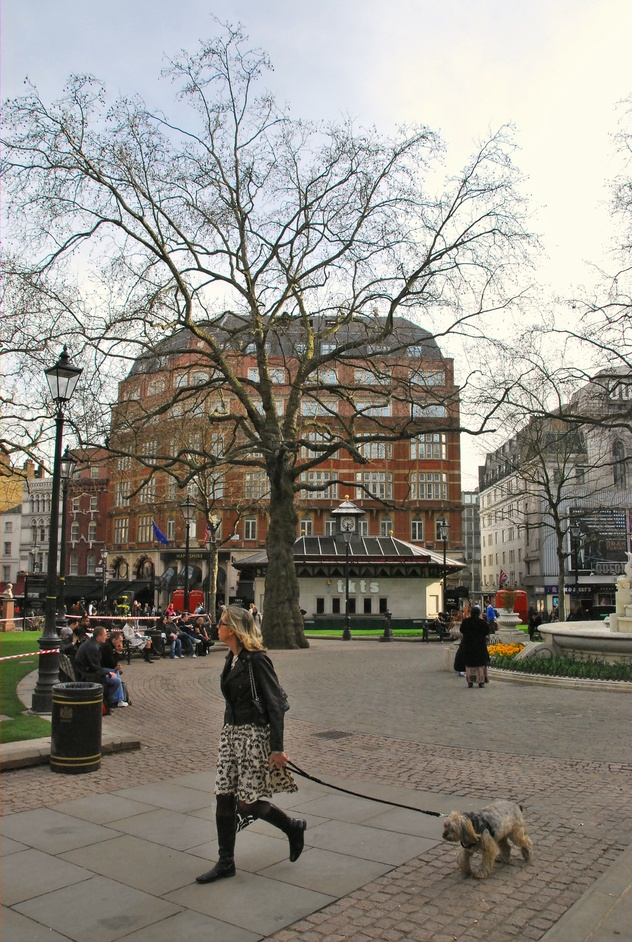Leicester Square - Leicester Square