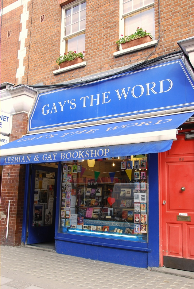 Gay\'s the Word - Gay's The Word Exterior
