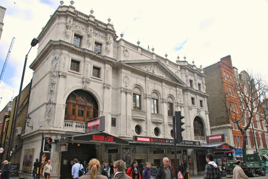 Wyndham's Theatre - Wyndham's Theatre Exterior