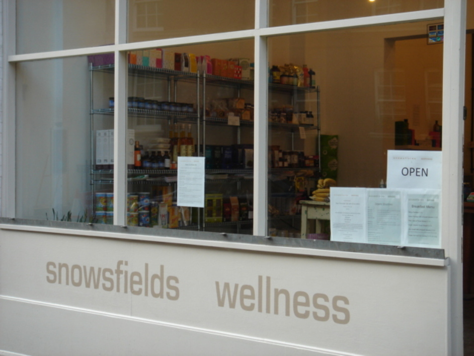 Snowsfields Wellness