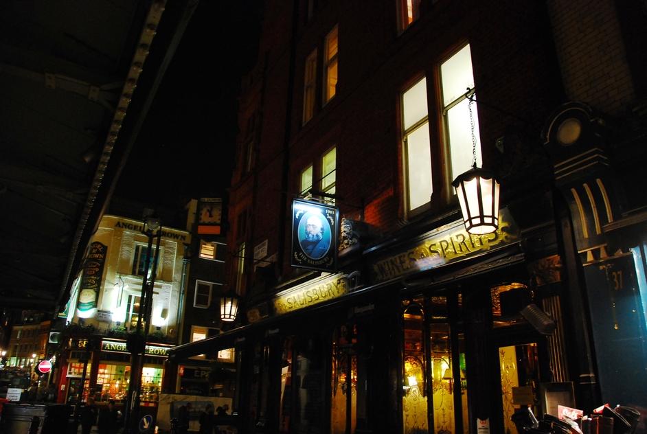 St Martins Lane - Salisbury Exterior