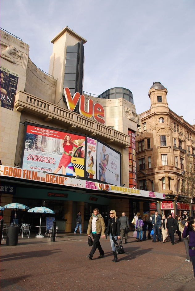 West End Vue