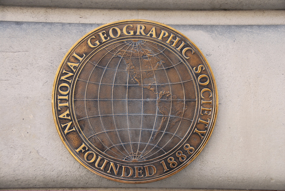 National Geographic Store - National Geographic Plaque