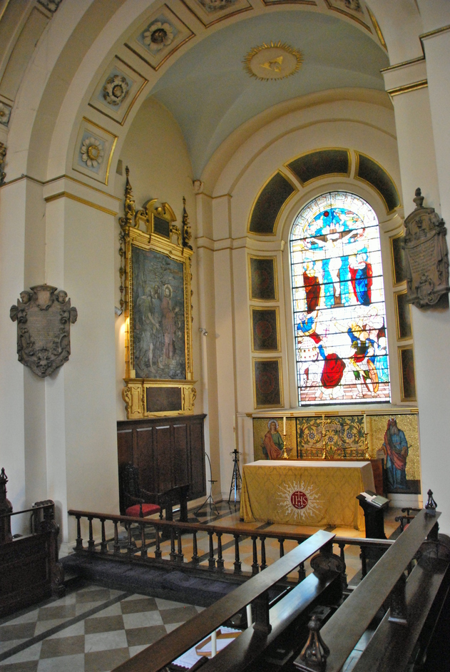 St Botolph-without-Bishopsgate - St Botolph-Without Bishopsgate Interior