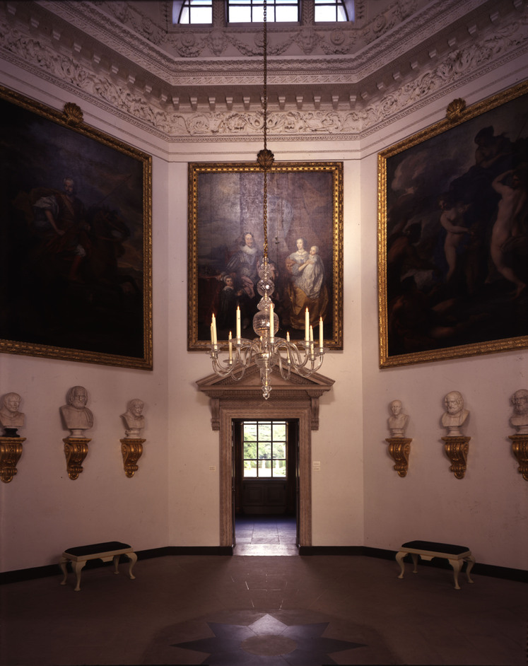 Chiswick House - The Tribunal Saloon � English Heritage