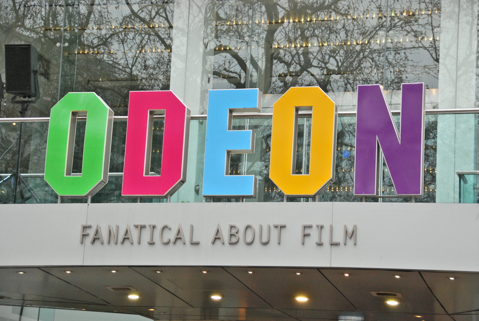 Leicester Square - Odeon Leicester Square Image from LondonTown.com