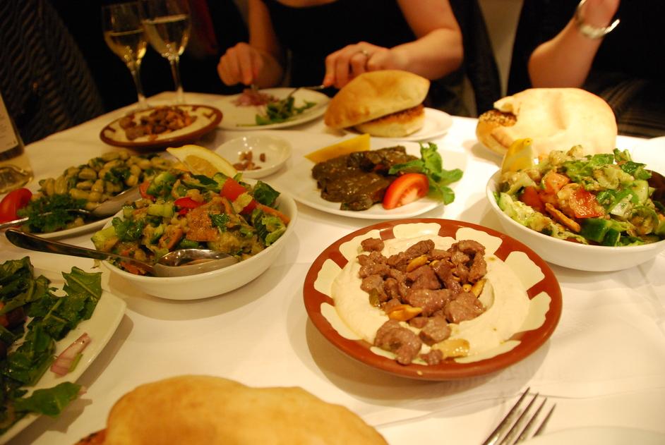 Ishbilia Restaurant London