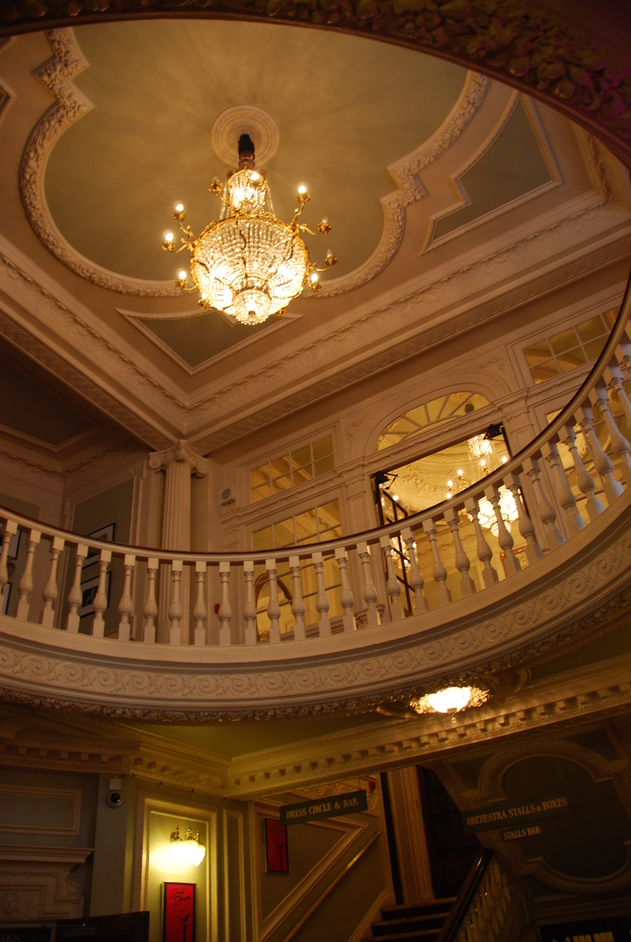 Aldwych Theatre - Aldwych Theatre Interior