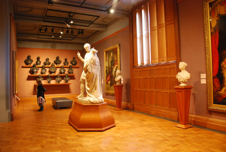 National Portrait Gallery - National Portrait Gallery 19th Century Collection