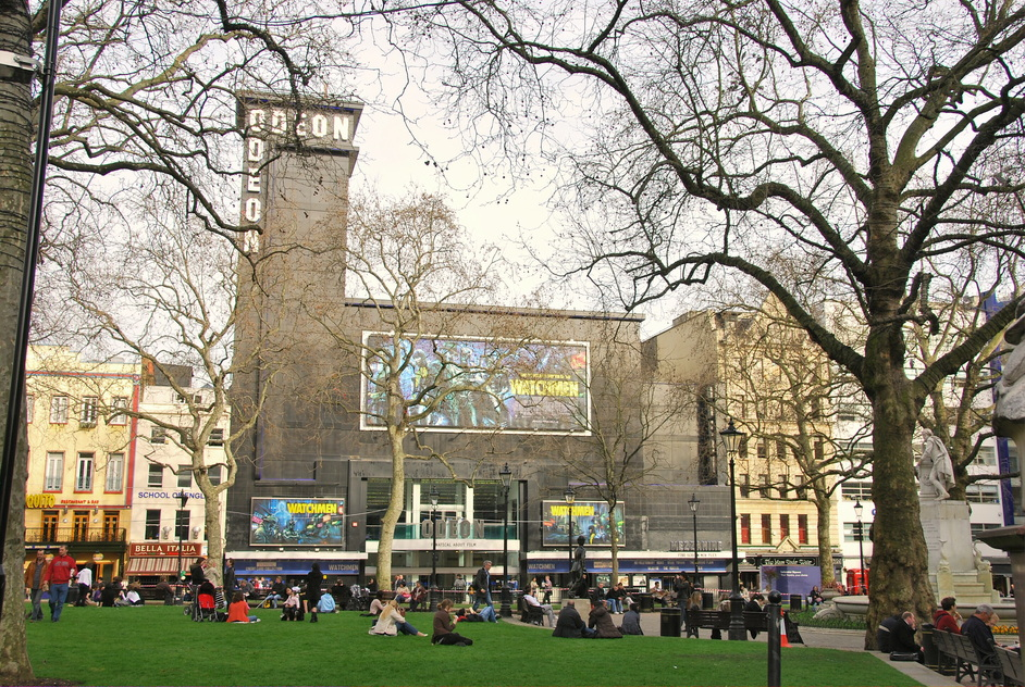 Hotels Near Leicester Square