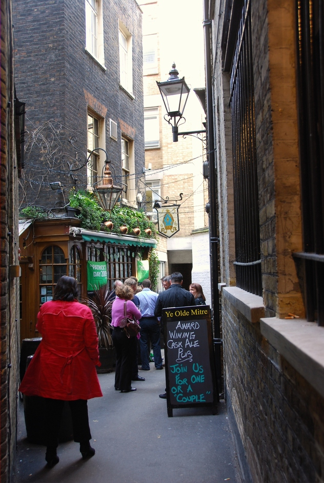 Ye Old Mitre Tavern - Ye Old Mitre Tavern