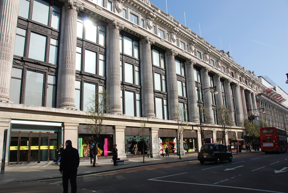 Oxford Street - Selfridges