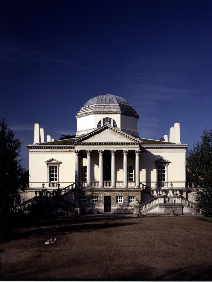 Chiswick House - South elevation © English Heritage