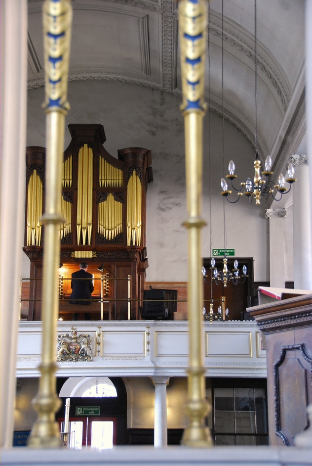 The Grosvenor Chapel - Grosvenor Chapel Interior