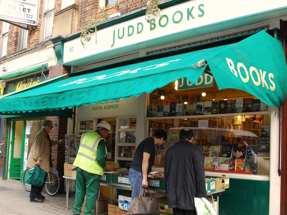 Judd Books - Judd Books Exterior