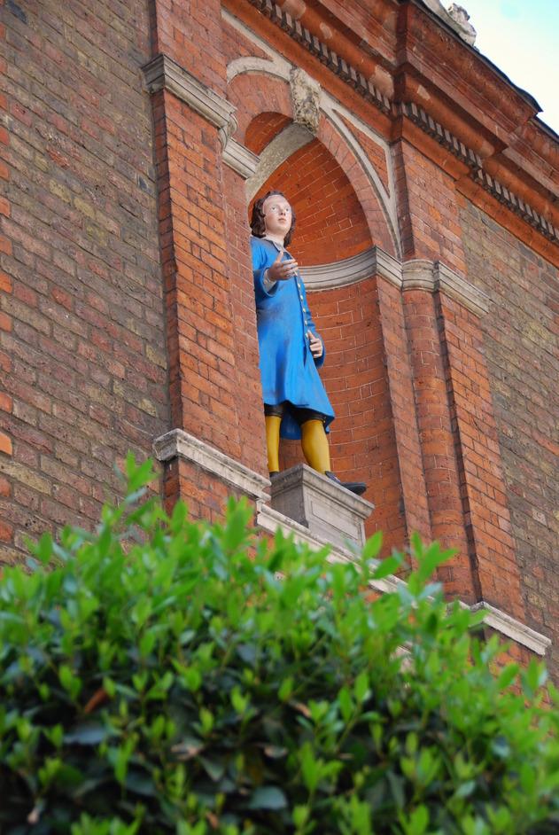 Victoria Street - Blewcoat School Exterior