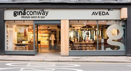 Gina Conway Aveda Lifestyle Salon Wimbledon