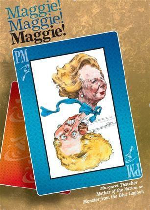 Maggie! Maggie! Maggie!