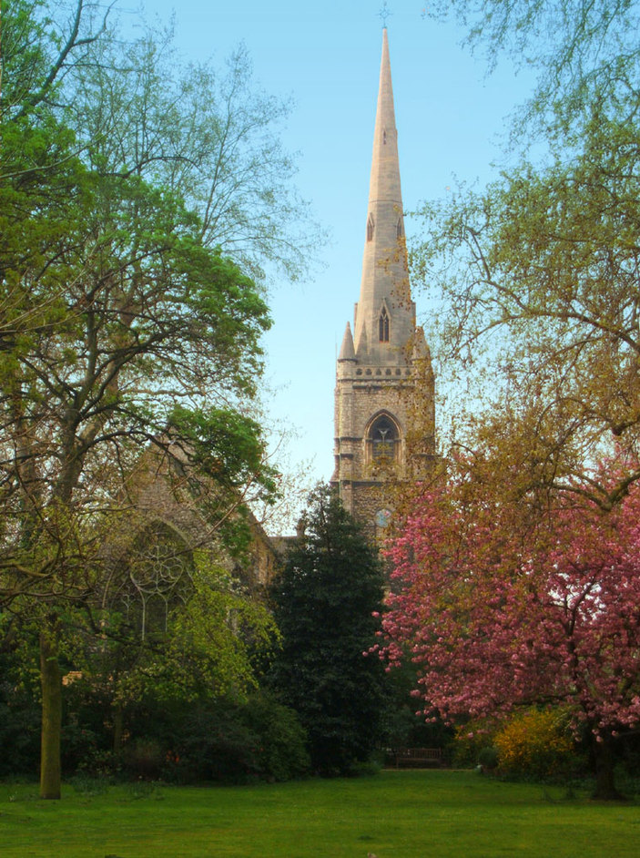 St Gabriel's Church Pimlico