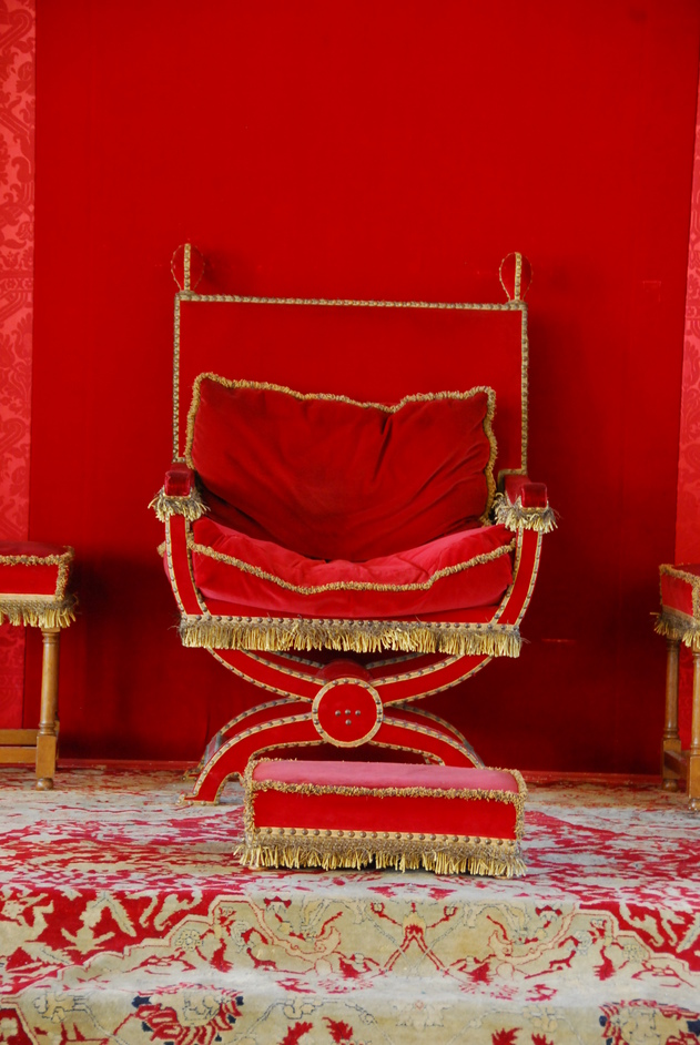 Banqueting House - The Banqueting House Royal Chair