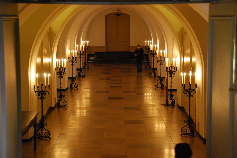 Banqueting House - The Banqueting House Undercroft