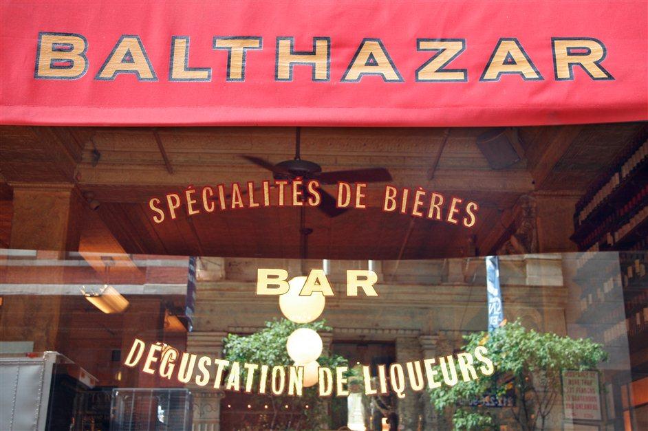 Balthazar - Balthazar NY