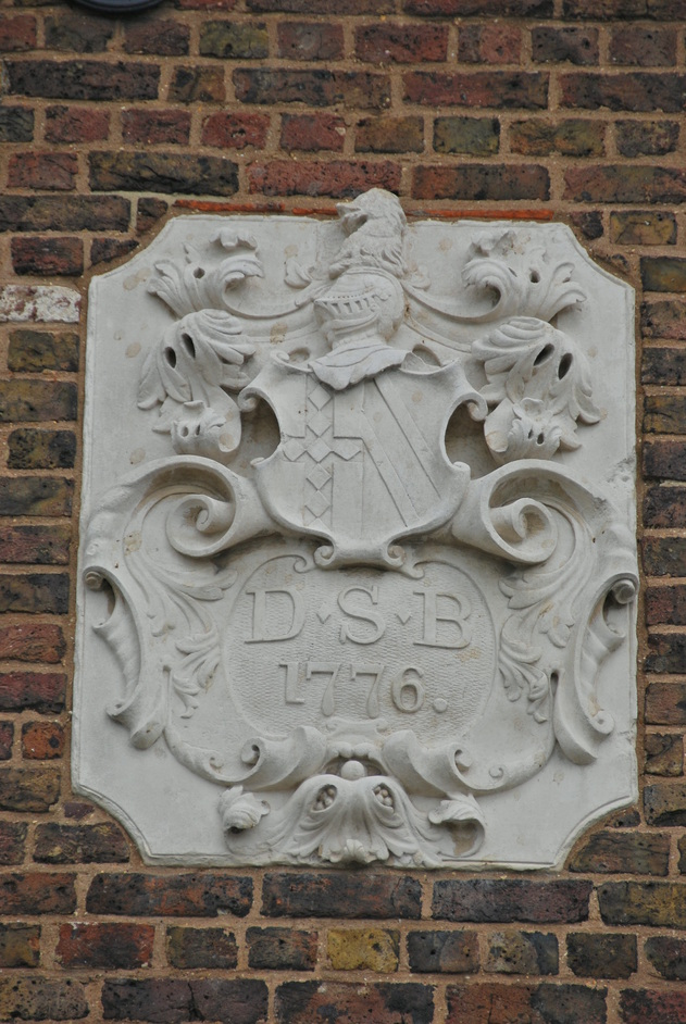 House Mill - 18th Century Plaque