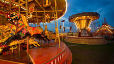 Carters Steam Fair is at Battersea Park - 21st to 29th March 2015