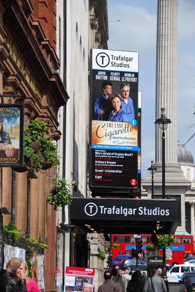 Trafalgar Studios - Trafalgar Studios Exterior