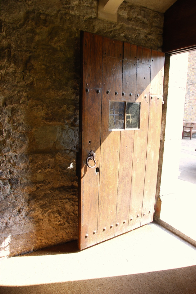 Jewel Tower - Jewel Tower Doorway