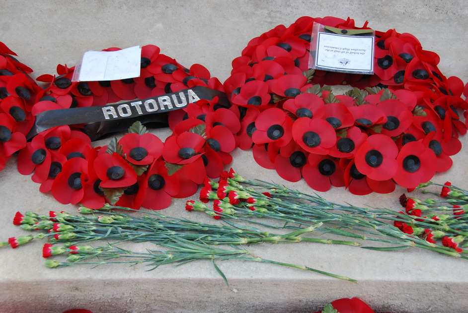 Remembrance Sunday - Poppy Wreaths