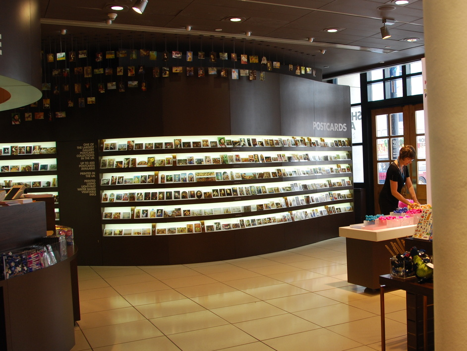 National Gallery Shop Images Westminster London