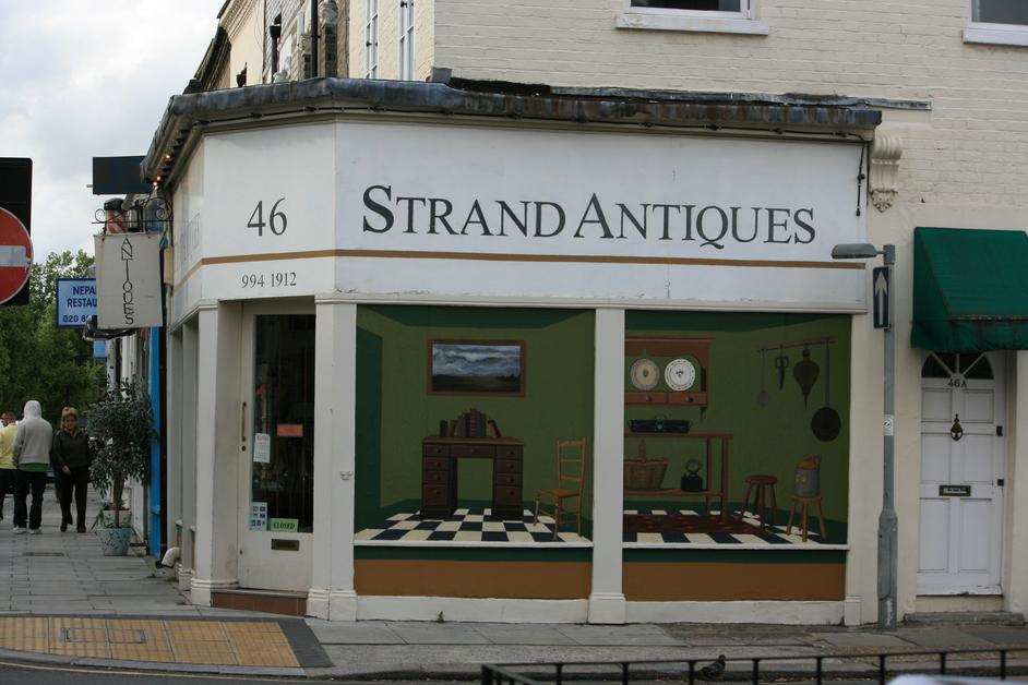 Strand Antiques