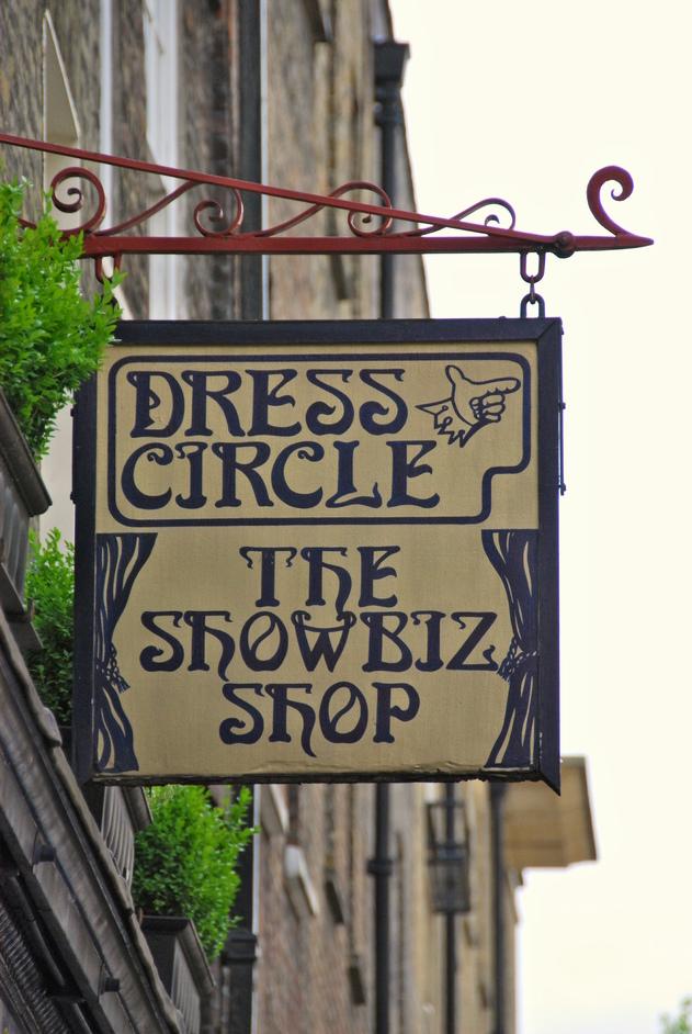 Dress Circle - Dress Circle Shop Exterior